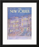 The New Yorker Cover - December 17, 1984 Framed Giclee Print by Iris VanRynbach
