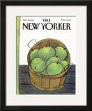 The New Yorker Cover - November 16, 1981 Framed Giclee Print by Donald Reilly