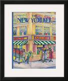The New Yorker Cover - May 16, 1988 Framed Giclee Print by Iris VanRynbach