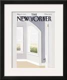 The New Yorker Cover - May 27, 1985 Framed Giclee Print by Gretchen Dow Simpson