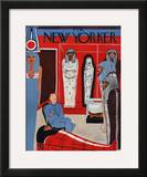 The New Yorker Cover - March 28, 1931 Framed Giclee Print by Ruth Cairns