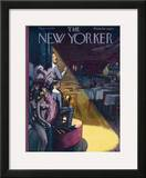 The New Yorker Cover - May 19, 1951 Framed Giclee Print by Arthur Getz