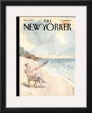 The New Yorker Cover - August 30, 2010 Framed Giclee Print by Barry Blitt