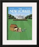 The New Yorker Cover - May 1, 2006 Framed Giclee Print by Mark Ulriksen