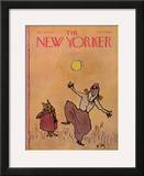 The New Yorker Cover - October 30, 1978 Framed Giclee Print by William Steig