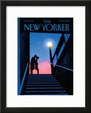 The New Yorker Cover - September 15, 2008 Framed Giclee Print by Eric Drooker