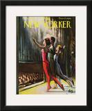 The New Yorker Cover - January 20, 1962 Framed Giclee Print by Arthur Getz