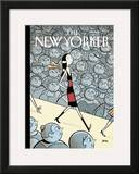 The New Yorker Cover - March 20, 2006 Framed Giclee Print by  Seth