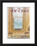 The New Yorker Cover - August 30, 1976 Framed Giclee Print by Arthur Getz