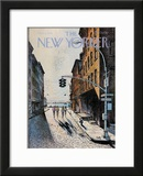 The New Yorker Cover - October 2, 1978 Framed Giclee Print by Arthur Getz