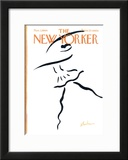 The New Yorker Cover - November 7, 1964 Framed Giclee Print by Abe Birnbaum