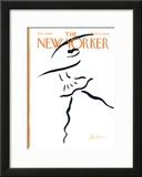 The New Yorker Cover - November 7, 1964 Framed Giclee Print by Abe Birnbaum