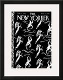 The New Yorker Cover - July 11, 1925 Framed Giclee Print by Bertrand Zadig