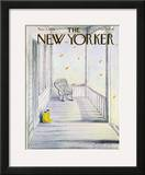 The New Yorker Cover - November 5, 1979 Framed Giclee Print by Eugène Mihaesco