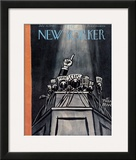 The New Yorker Cover - July 10, 1948 Framed Giclee Print by Peter Arno