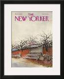The New Yorker Cover - November 6, 1978 Framed Giclee Print by Arthur Getz