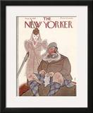 The New Yorker Cover - August 26, 1939 Framed Giclee Print by Rea Irvin