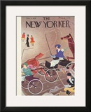 The New Yorker Cover - November 8, 1930 Framed Giclee Print by Sue Williams