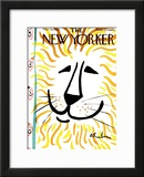 The New Yorker Cover - March 30, 1963 Framed Giclee Print by Abe Birnbaum