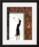 The New Yorker Cover - September 14, 1946 Framed Giclee Print by Christina Malman