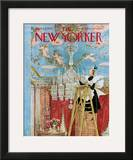 The New Yorker Cover - September 24, 1955 Framed Giclee Print by Mary Petty
