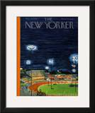 The New Yorker Cover - May 16, 1959 Framed Giclee Print by Ilonka Karasz