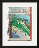 The New Yorker Cover - June 10, 1944 Framed Giclee Print by Christina Malman