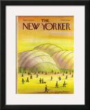 The New Yorker Cover - November 13, 1978 Framed Giclee Print by Eugène Mihaesco