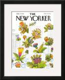 The New Yorker Cover - July 17, 1978 Framed Giclee Print by Joseph Low