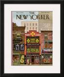 The New Yorker Cover - March 6, 1948 Framed Giclee Print by Witold Gordon