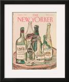 The New Yorker Cover - April 1, 1985 Framed Giclee Print by Andre Francois