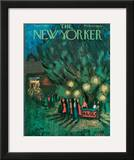 The New Yorker Cover - September 2, 1961 Framed Giclee Print by Robert Kraus