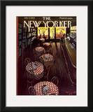 The New Yorker Cover - July 13, 1963 Framed Giclee Print by Donald Higgins
