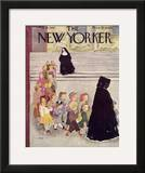 The New Yorker Cover - May 15, 1943 Framed Giclee Print by Susanne Suba