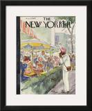 The New Yorker Cover - August 12, 1939 Framed Giclee Print by Perry Barlow