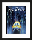 The New Yorker Cover - June 25, 2007 Framed Giclee Print by Lou Romano