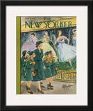 The New Yorker Cover - May 9, 1959 Framed Giclee Print by Perry Barlow