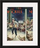 The New Yorker Cover - August 8, 1942 Framed Giclee Print by Constantin Alajalov