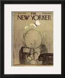 The New Yorker Cover - April 20, 1963 Framed Giclee Print by Andre Francois