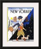The New Yorker Cover - May 18, 1992 Framed Giclee Print by Kathy Osborn