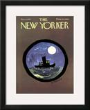 The New Yorker Cover - November 13, 1971 Framed Giclee Print by Donald Reilly