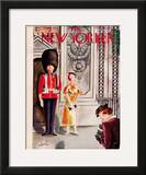 The New Yorker Cover - May 15, 1937 Framed Giclee Print by Constantin Alajalov