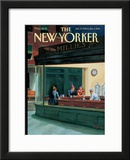 The New Yorker Cover - December 27, 1999 Framed Giclee Print by Owen Smith