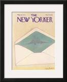 The New Yorker Cover - May 14, 1979 Framed Giclee Print by Eugène Mihaesco