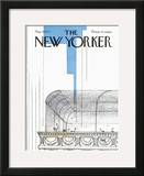 The New Yorker Cover - May 9, 1977 Framed Giclee Print by Arthur Getz