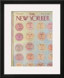 The New Yorker Cover - May 16, 1970 Framed Giclee Print by Andre Francois