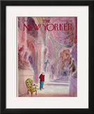 The New Yorker Cover - August 21, 1971 Framed Giclee Print by James Stevenson