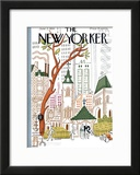 The New Yorker Cover - June 2, 1934 Framed Giclee Print by Harry Brown