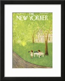 The New Yorker Cover - May 30, 1953 Framed Giclee Print by Edna Eicke