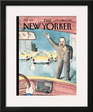 The New Yorker Cover - January 17, 2000 Framed Giclee Print by Barry Blitt